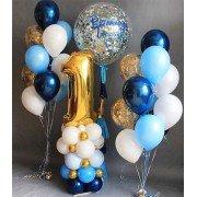 """Комплект """"Самый первый день рождения"""""""