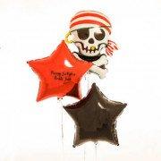 Композиция Пират Йо-хо-хо со звездами