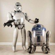 Композиция Звездные войны Штурмовик и Р2Д2