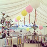 Свадебные шары гиганты