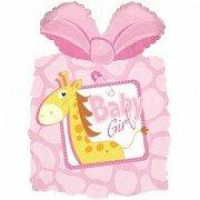 Шар Фигура, Подарок новорожденной девочке
