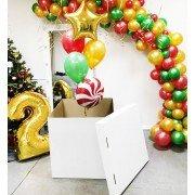 """Коробка-сюрприз """"Новогодняя"""""""