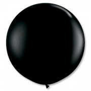 Большой шар 3' Кристалл Onyx Black