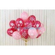 Воздушные шары «Спасибо за дочь» от фирмы Qualatex