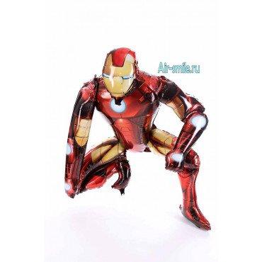 Железный человек из фольги