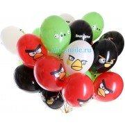 Гелиевые шары Angry Birds