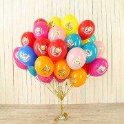 Гелиевые шарики Барбоскины