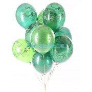 Воздушные шары хаки