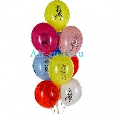 Воздушные шары мстители
