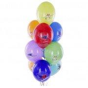 """Воздушные шары """"Самолеты"""""""