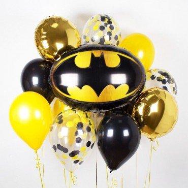 Шары для пацана с Бэтменом