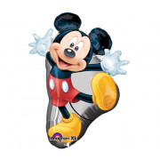 "Фольгированный шар ""Танцующий Микки Маус"""