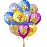 """Воздушные шары с рисунком """"В поисках Немо"""""""