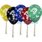 """Воздушные шары с рисунком """"Пираты"""""""