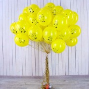 """Воздушные шары с рисунком """"Миньоны"""""""